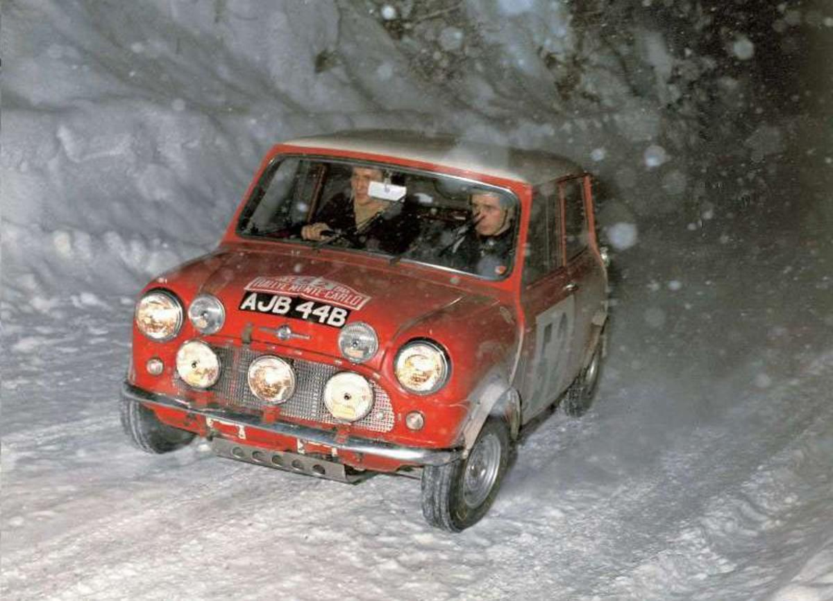 26. BMC/BL/BMW Mini: (1959- ) - 6,700,000+