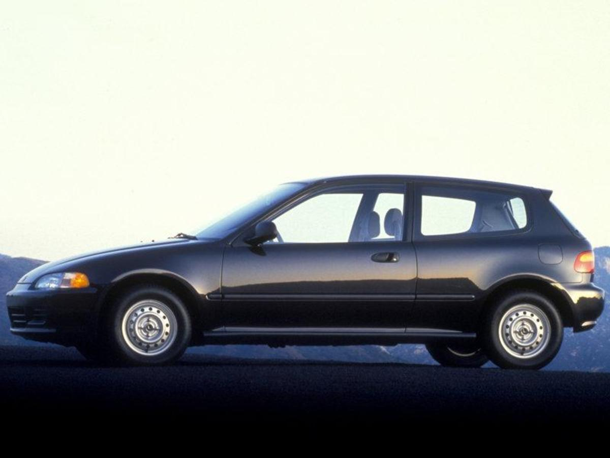 6. Honda Civic: (1972- ) - 17,730,000+