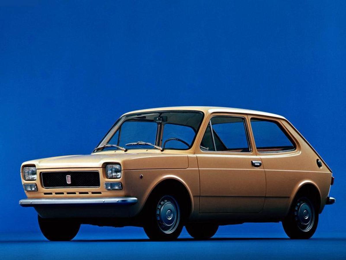 48. Fiat 127: (1971-1983) - 3,750,000