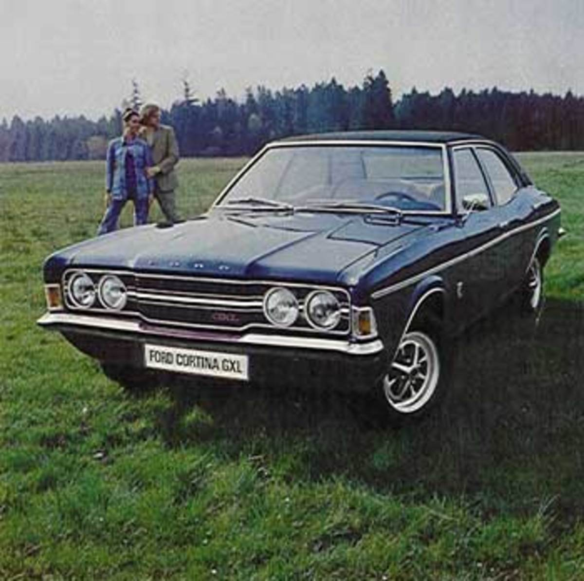 44. Ford Cortina: (1962-1982) - 4,279,079