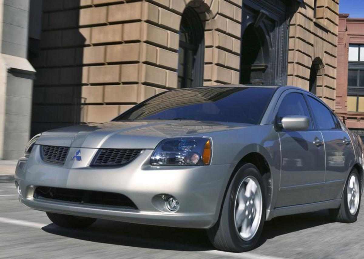 33. Mitsubishi Galant: (1969- ) - 5,550,000+