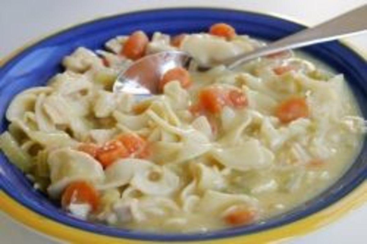 chicken-noodle