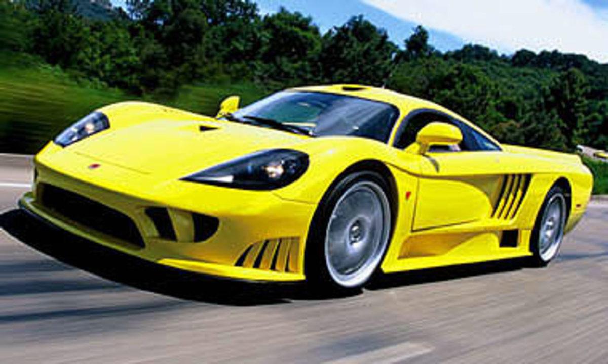 2000 Saleen S7