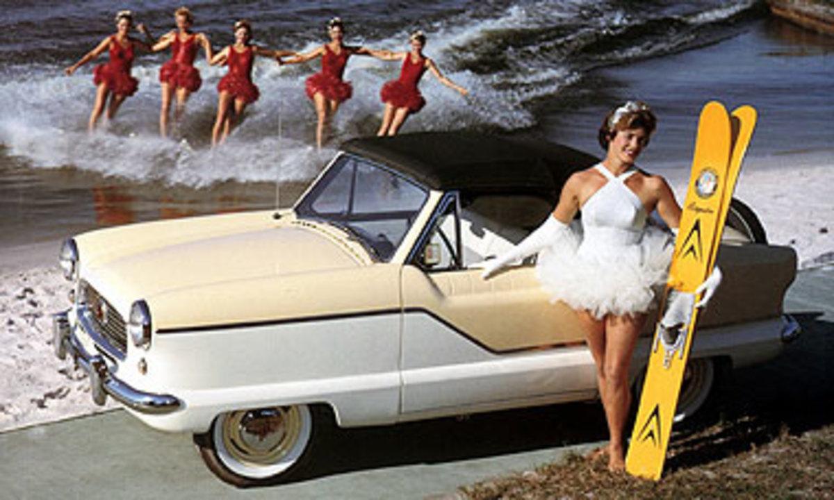 1953 Nash Metropolitan