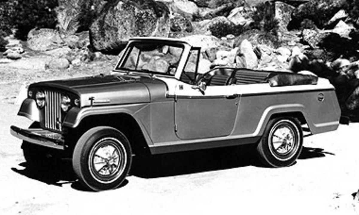 1966 Jeep Jeepster