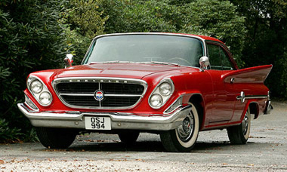 1955 Chrysler 300 Series