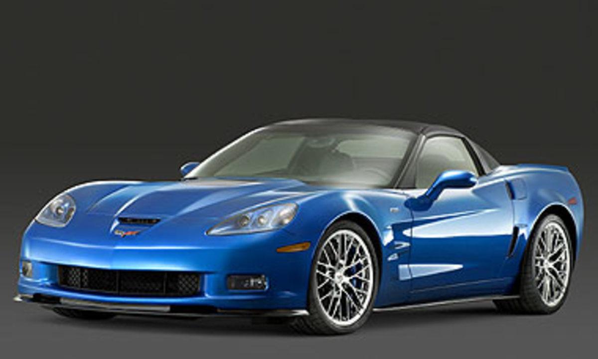 2009 Corvette ZR-1