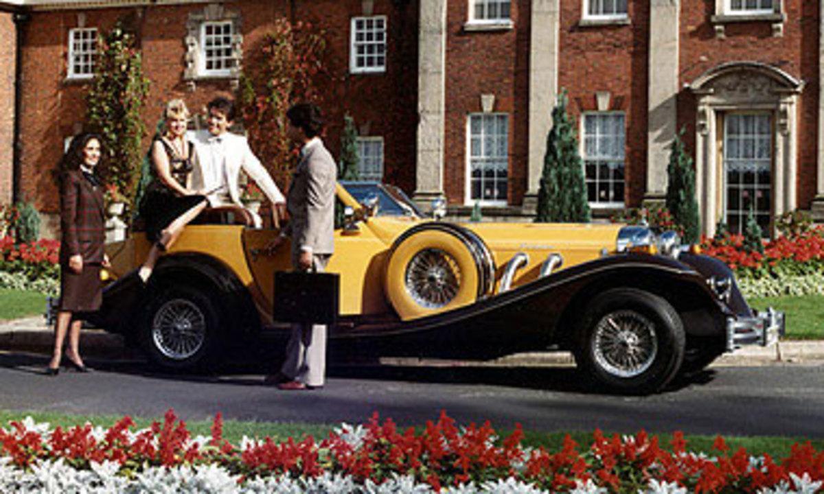 1964 Excalibur SSK