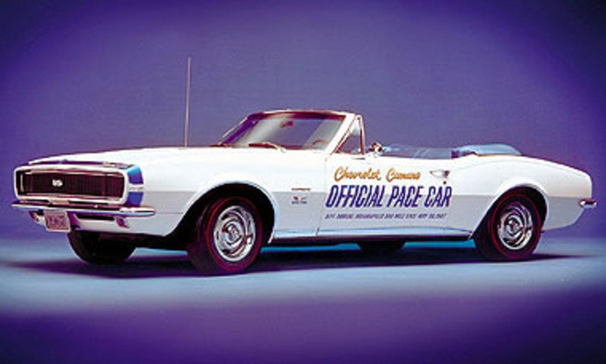 1966 Chevrolet Camaro