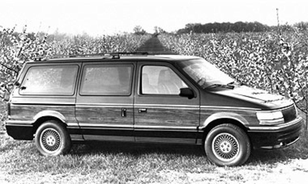 1988 Chrysler Voyager
