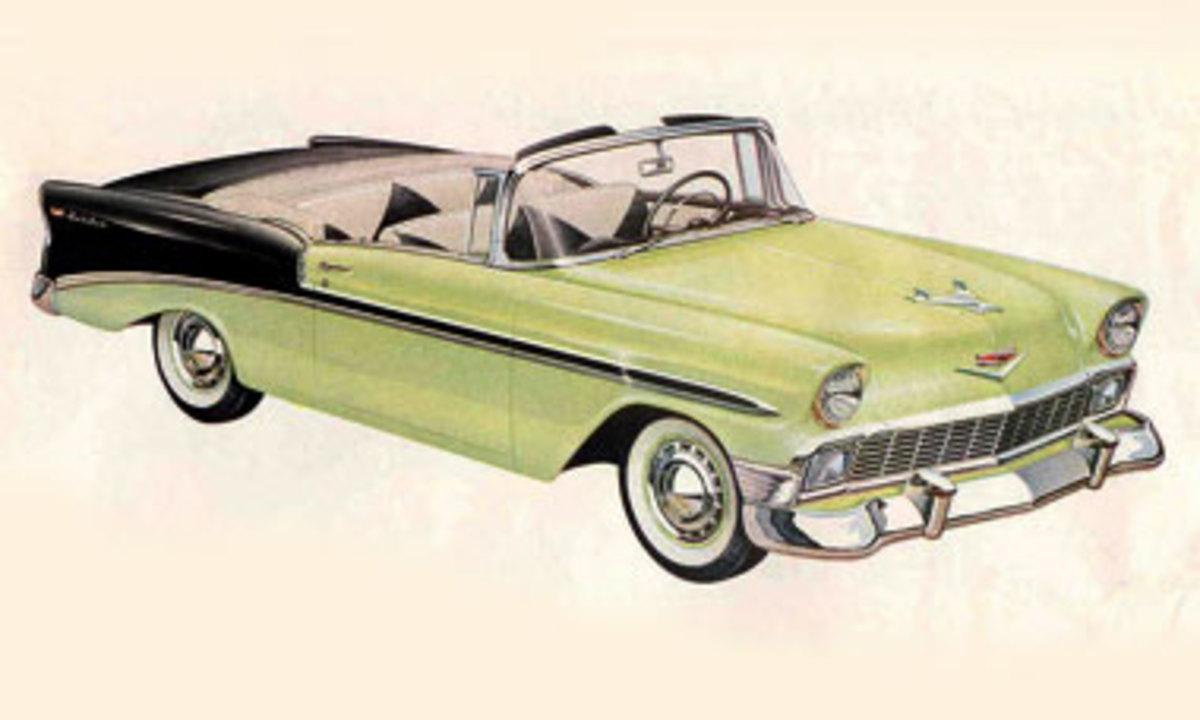 1955 Chevrolet Tri-Chevys