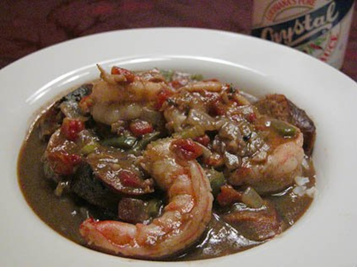 World Famous Gumbo Recipe