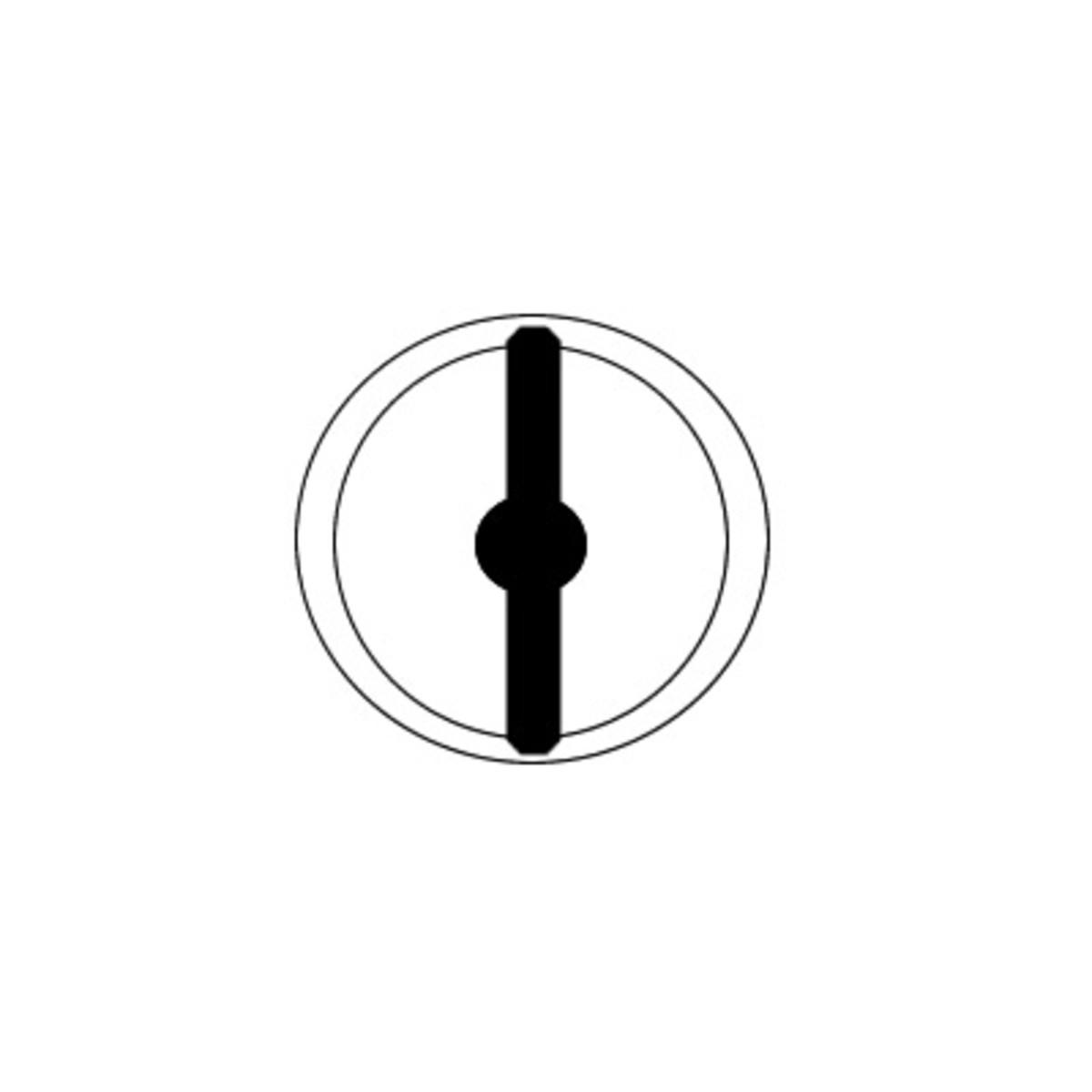Detail - USPS Lock