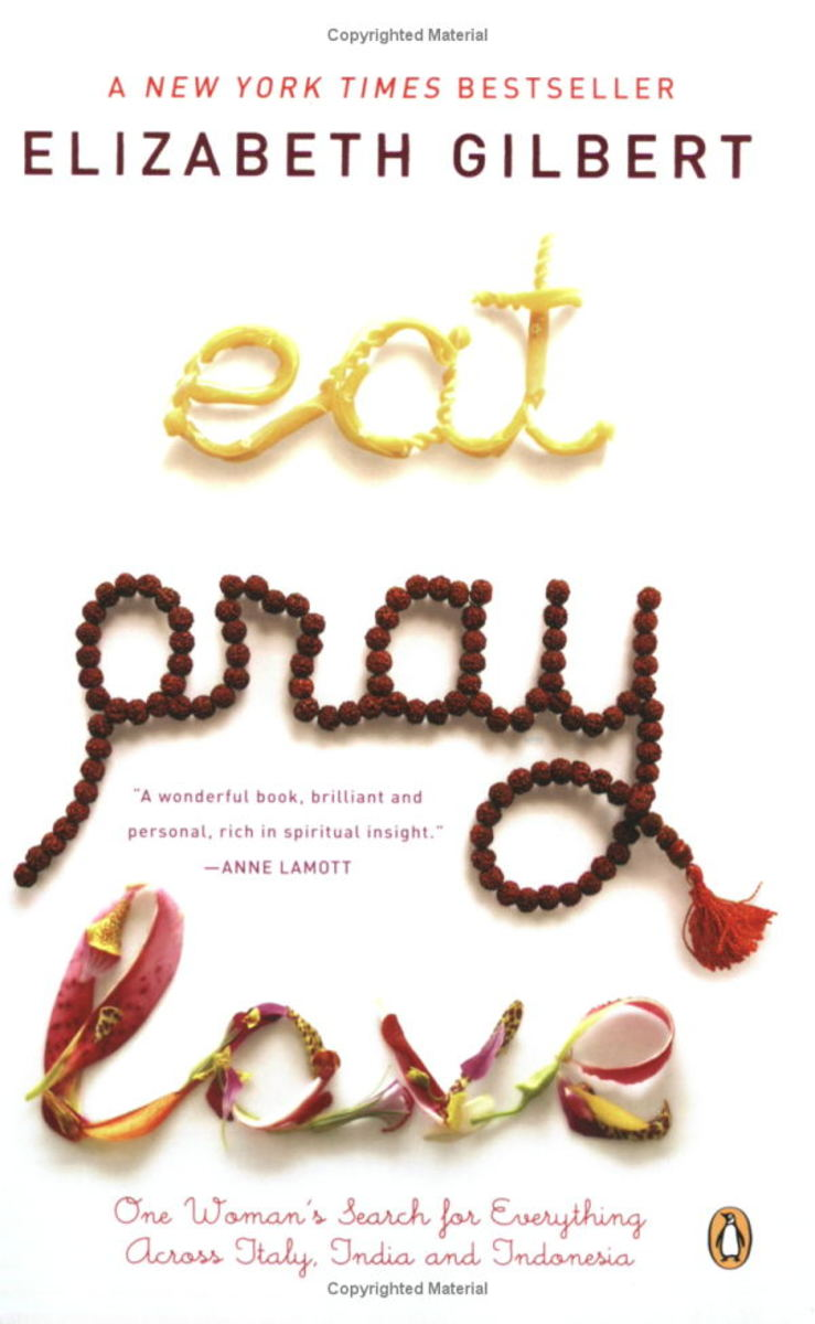 Eat, Pray, Love:  A Book Summary and Review