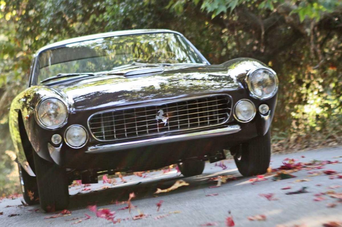 1963 Ferrari 250 GT Lusso = 4th