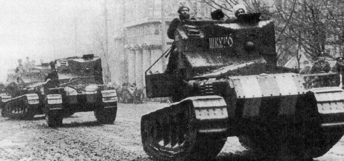 Whippet Tanks