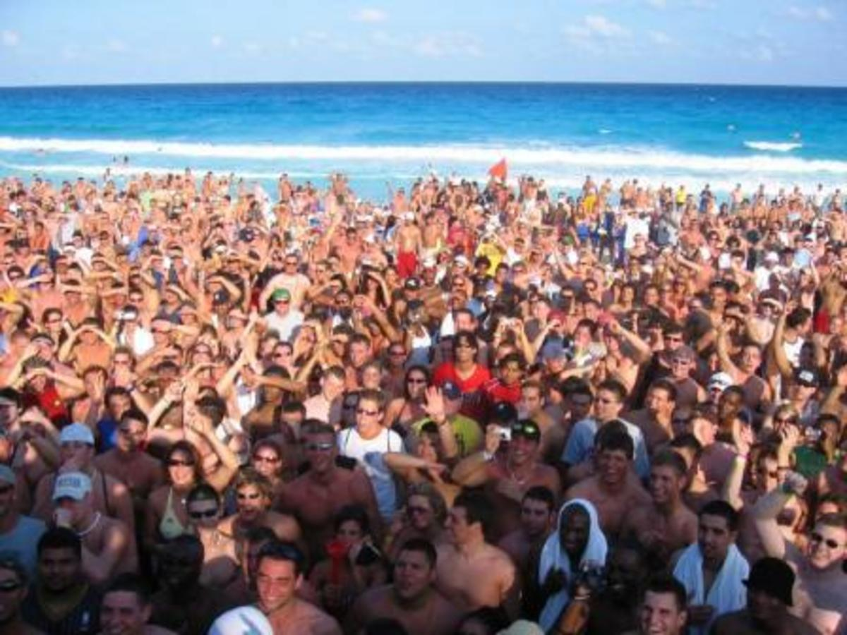 7 Best Spring Break Vacation Ideas For The Broke College Student Hubpages