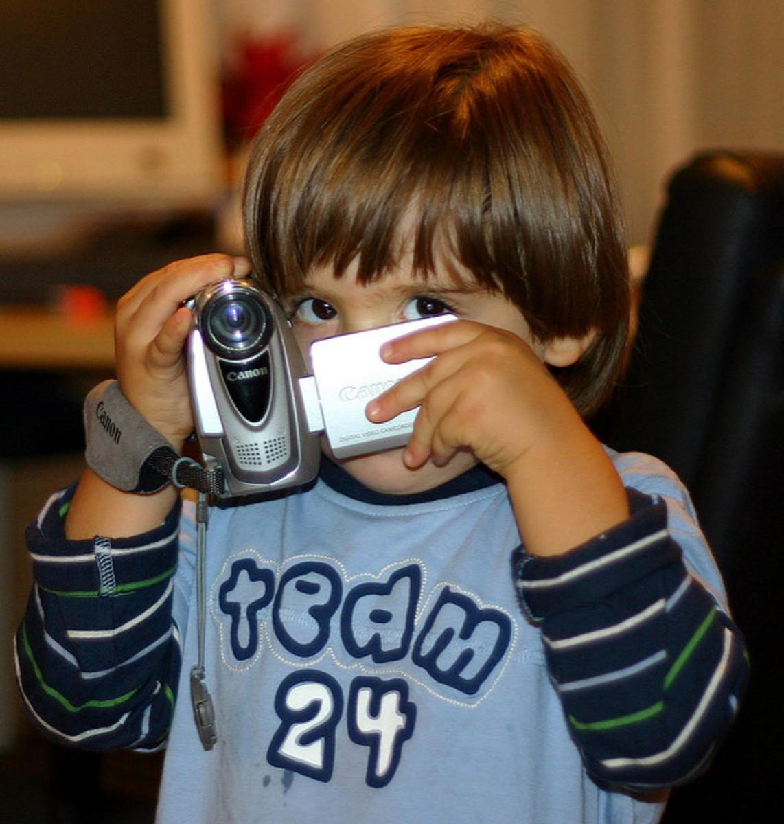 kids-camcorder