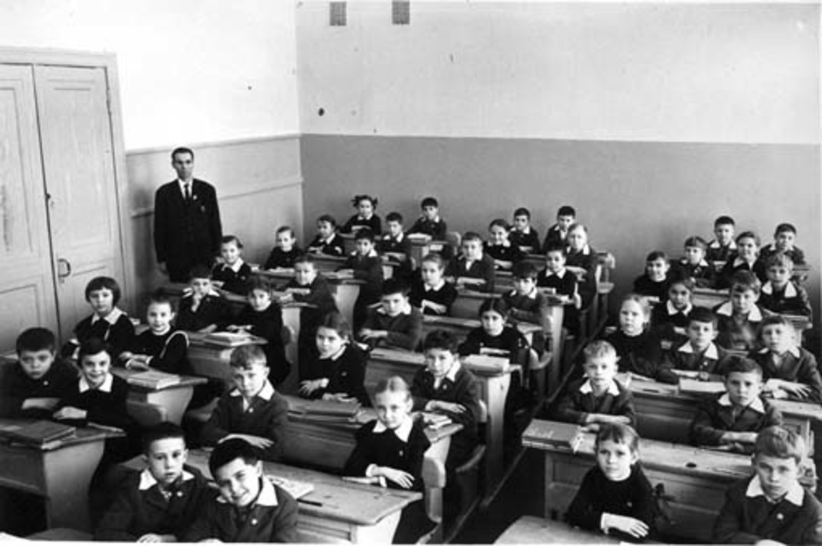 Forced Education, Is It Biblical? or Is It Mind Control.