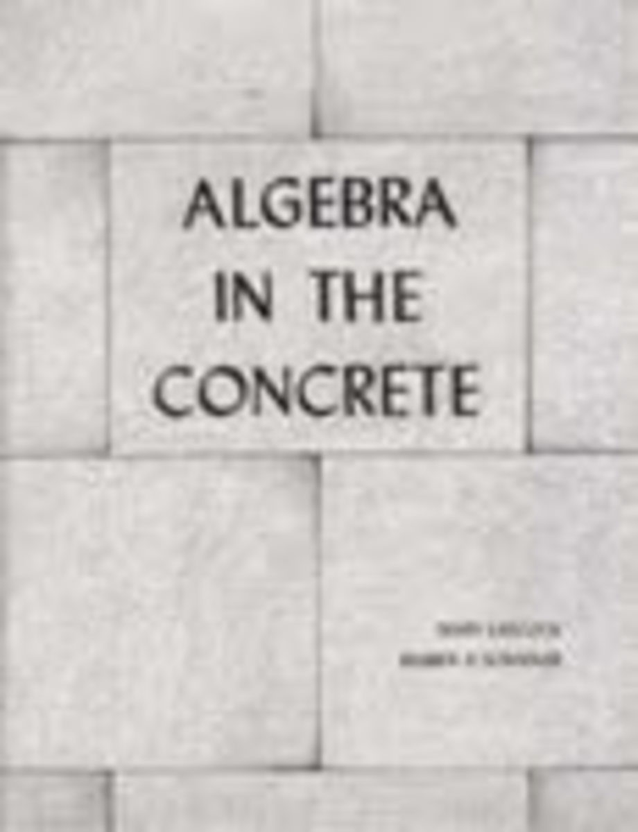 Algebra in the Concrete