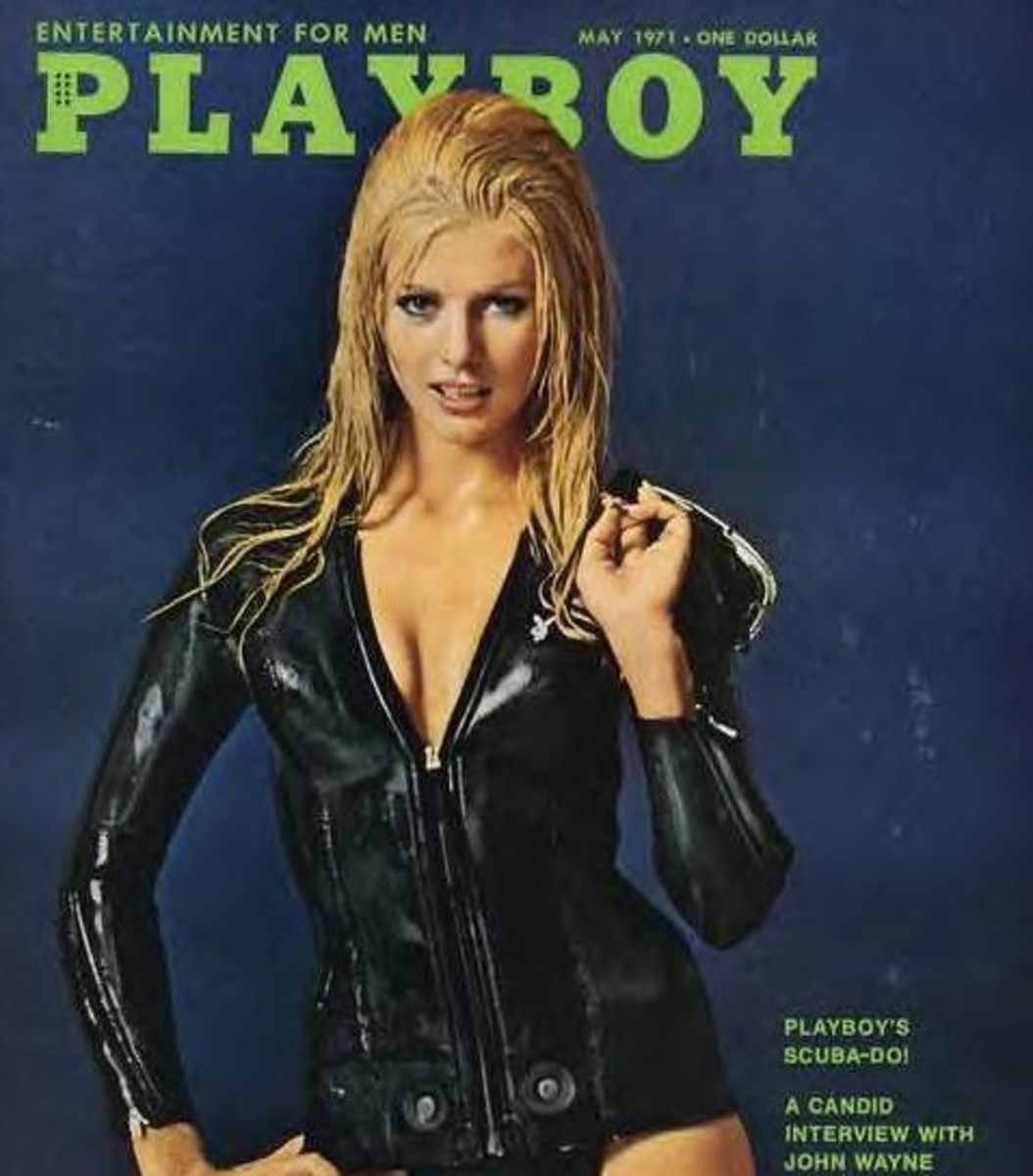 Playboy May 1971 Current Approx Value: $20.00
