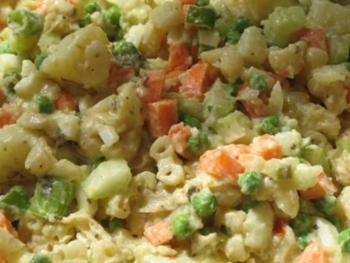 The Best-Ever Hawaiian Potato Salad Recipe