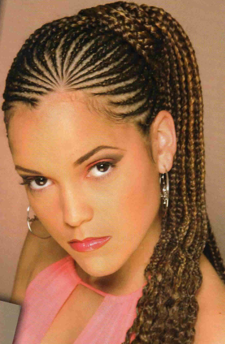 black hair braided styles hair braiding styles guide for black hubpages 2489