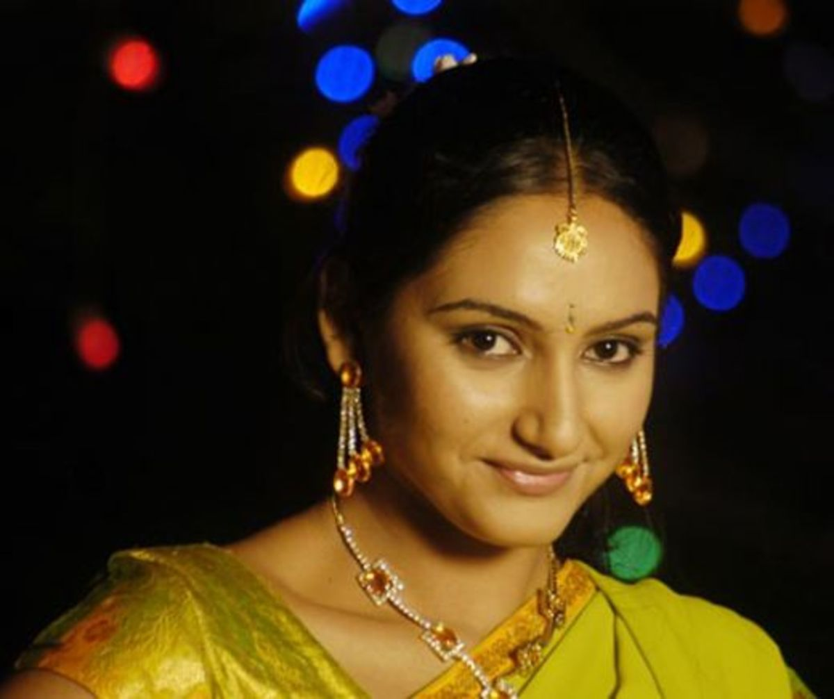 Ragini Dwiwedi,A beauty brought from outsside to Kannada films , in her role in 'Veera Madakari'