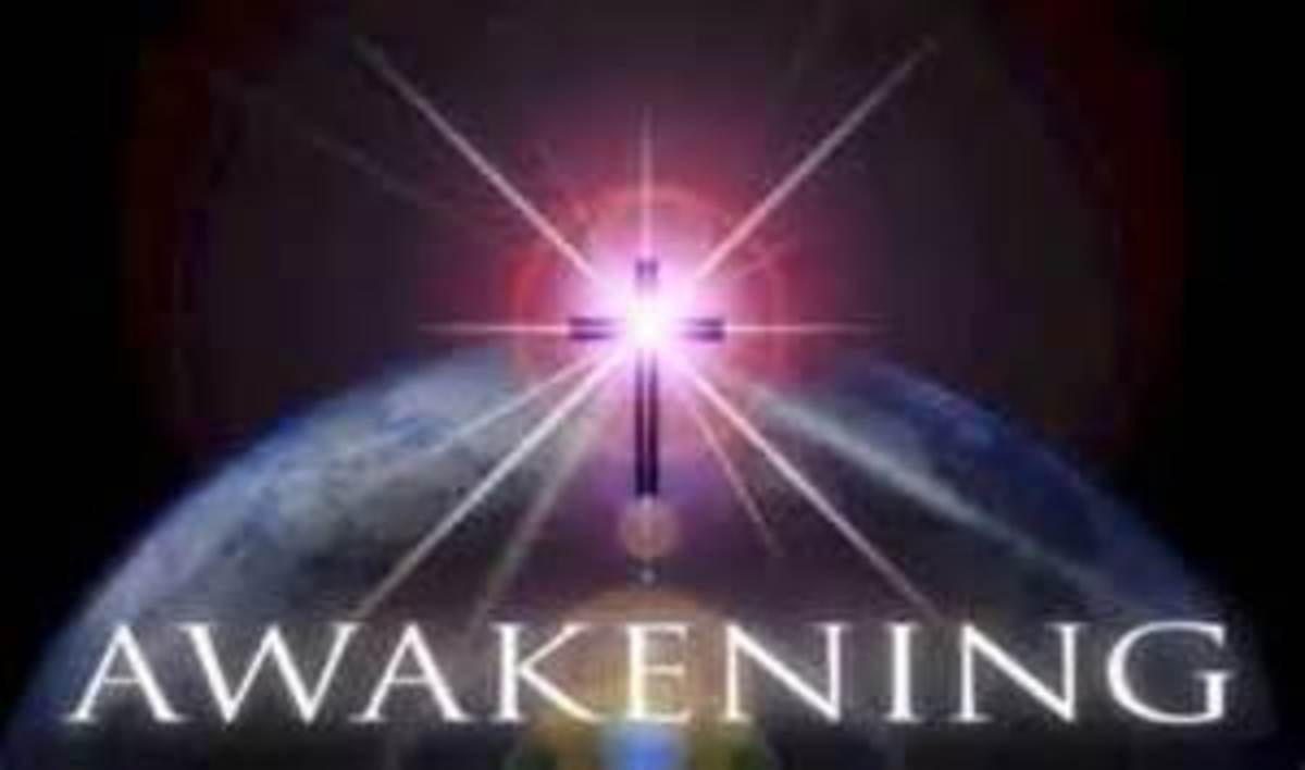 Spiritual Awakening; Fasting and Spiritual Meditation