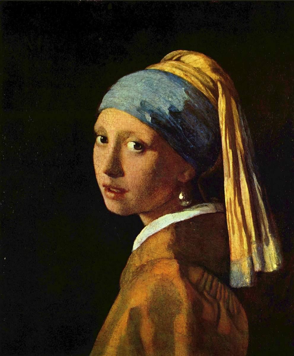 JOHANNES VERMEER 1665