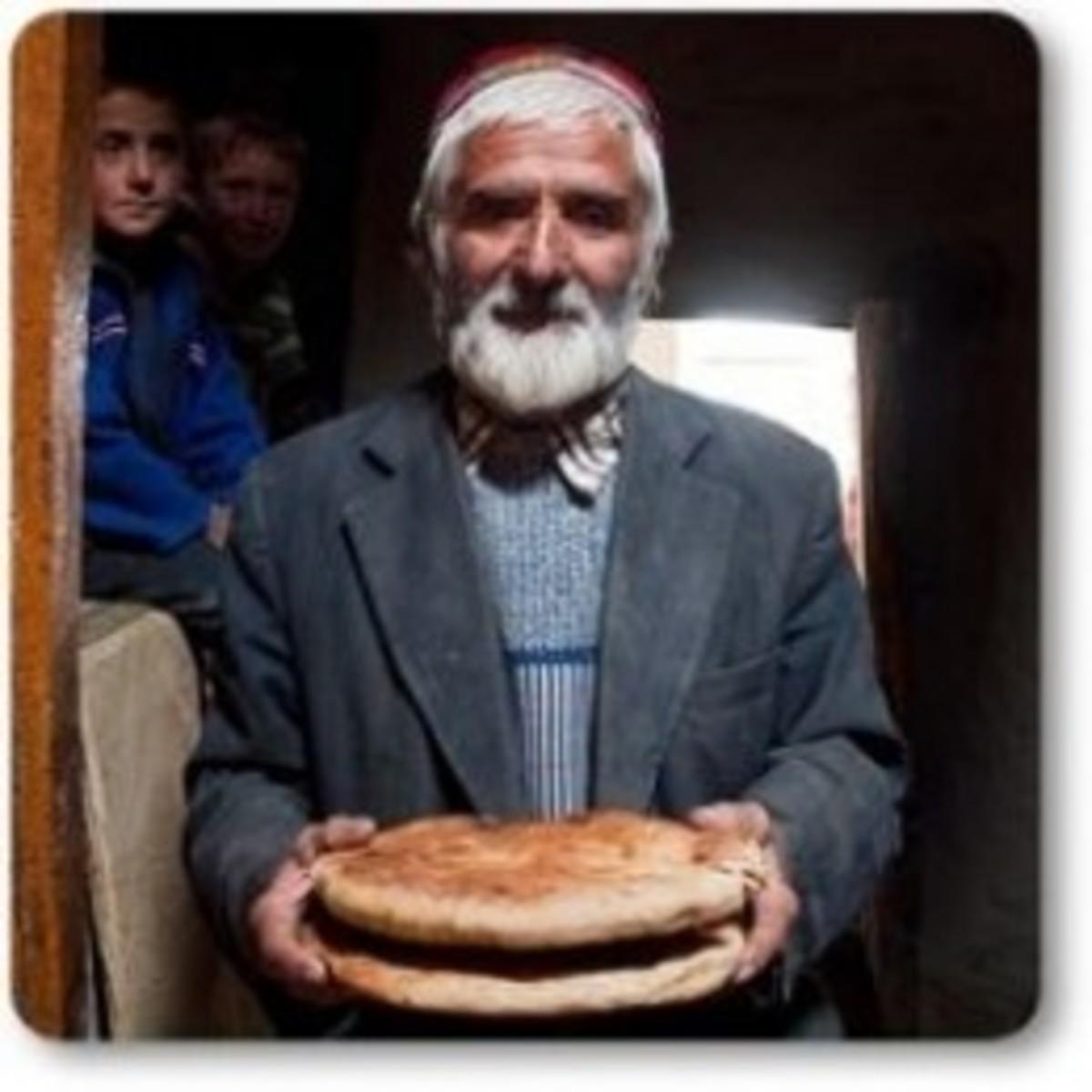 Healthy Diet For Elderly