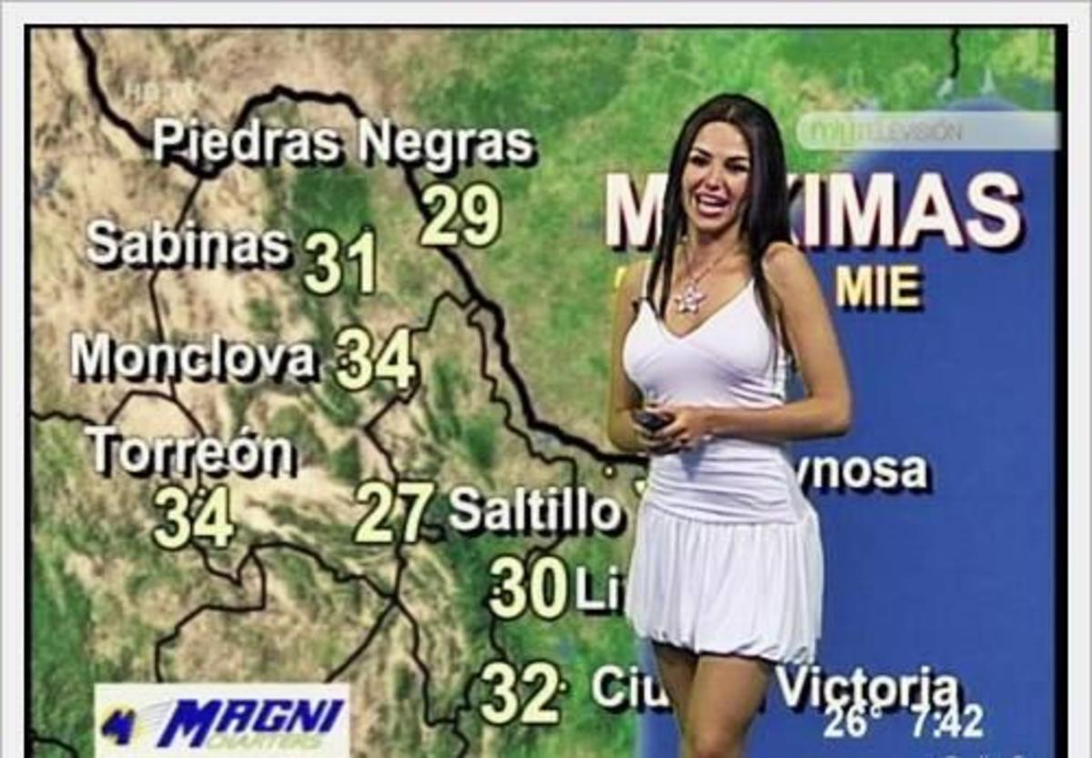 Hot Mexican Weather!