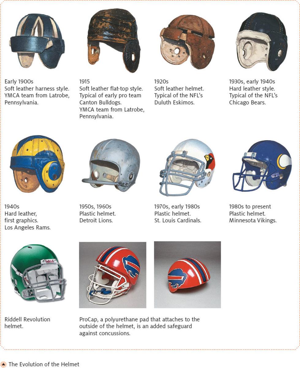american-footbal-helmets