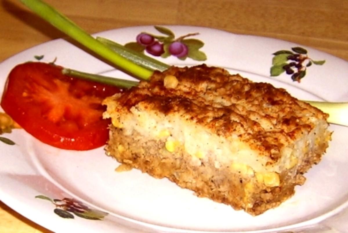 Tradiional Shepherd's Pie
