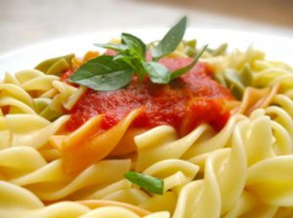 Why White Pasta is Bad For You