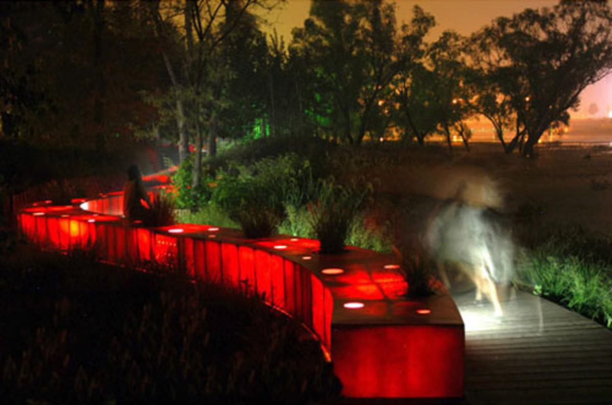 Red Ribbon, Qinhuangdao, China