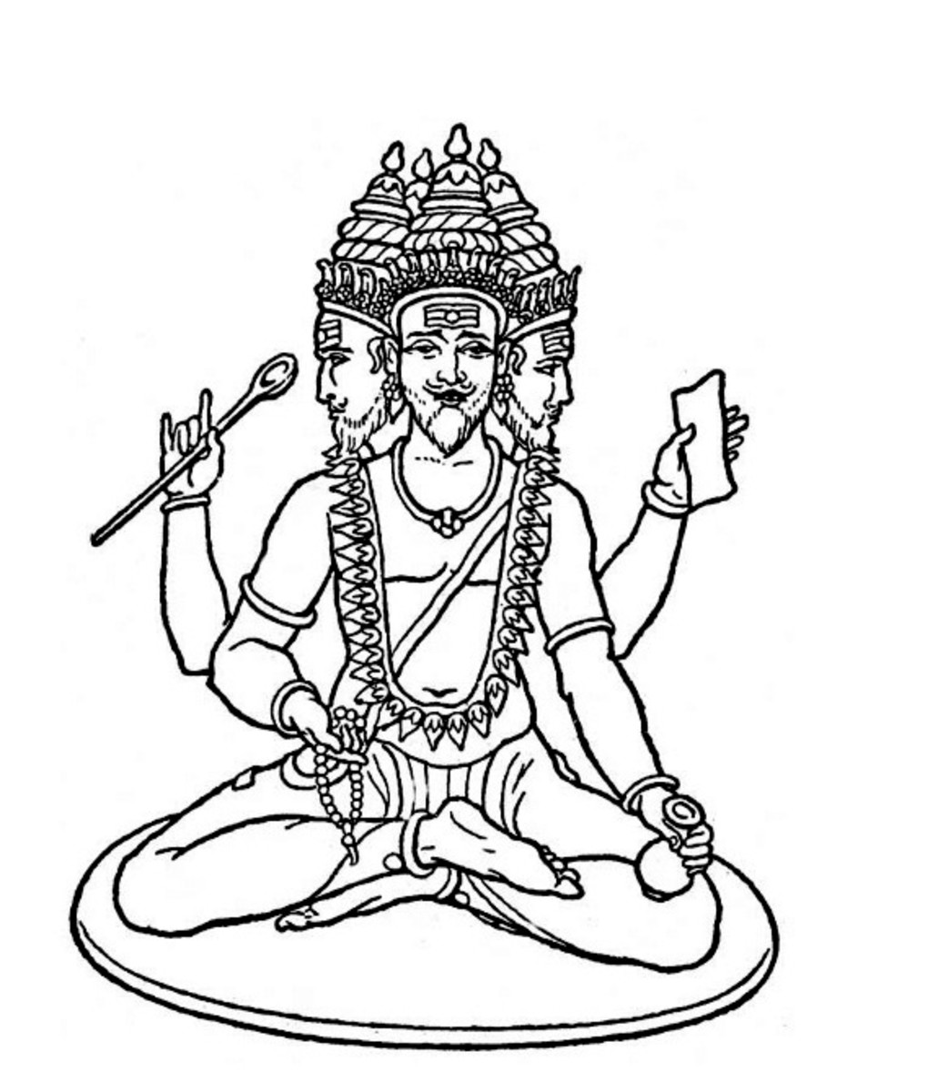 Mantras of Lord Brahma