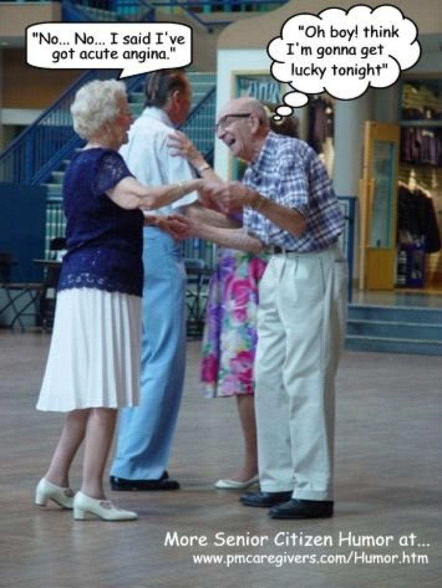 You Know You are Getting Old When..... | HubPages