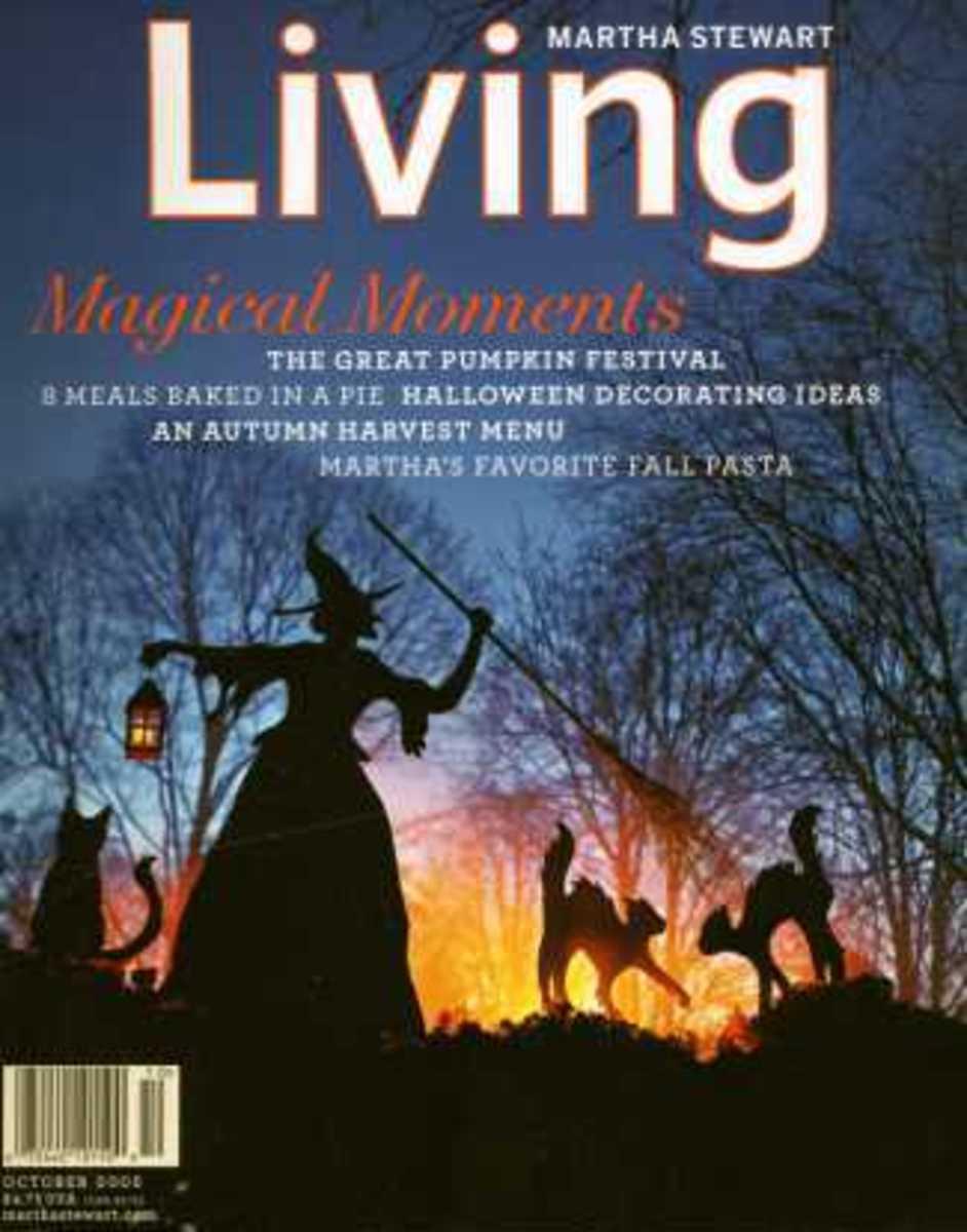 Martha Stewart October 2005