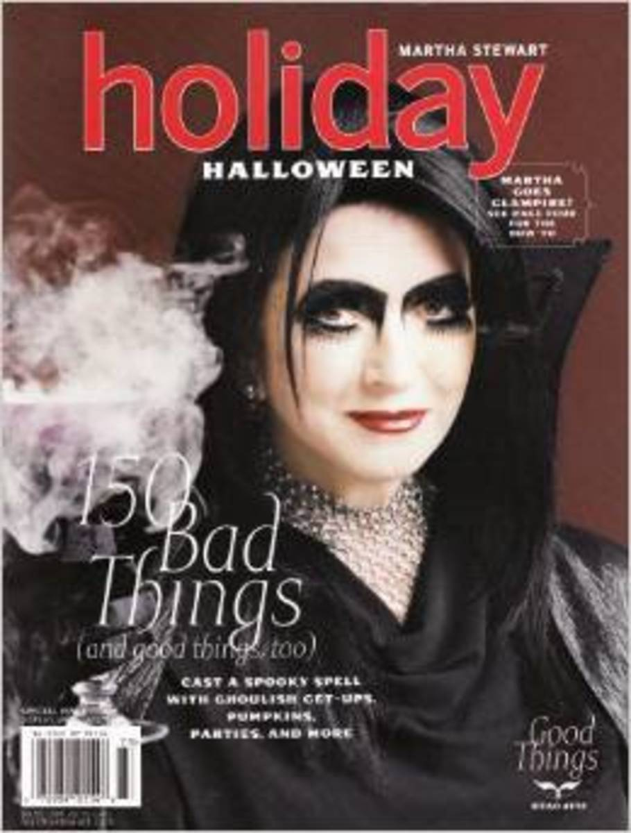 Martha Stewart 2007 Halloween Special Issue