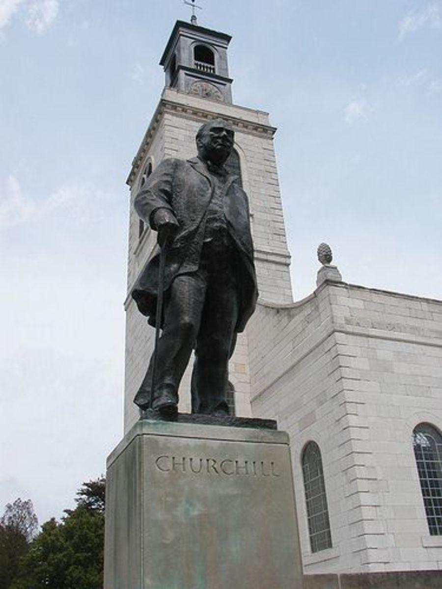 Winston Churchill Memorial- Fulton
