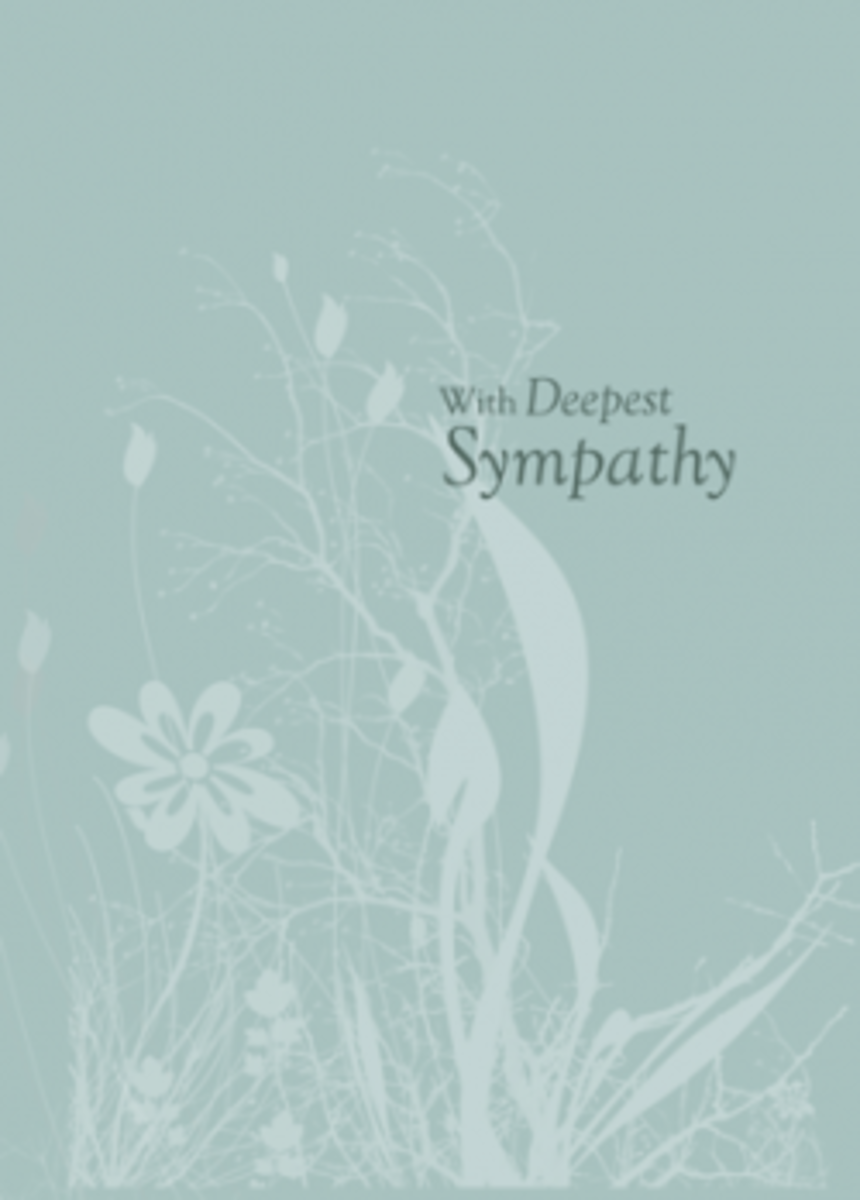 how to write sympathy note When someone you care about is grieving, it's hard to find the right words legacycom offers advice from condolence experts on how to write a sympathy note, what not.