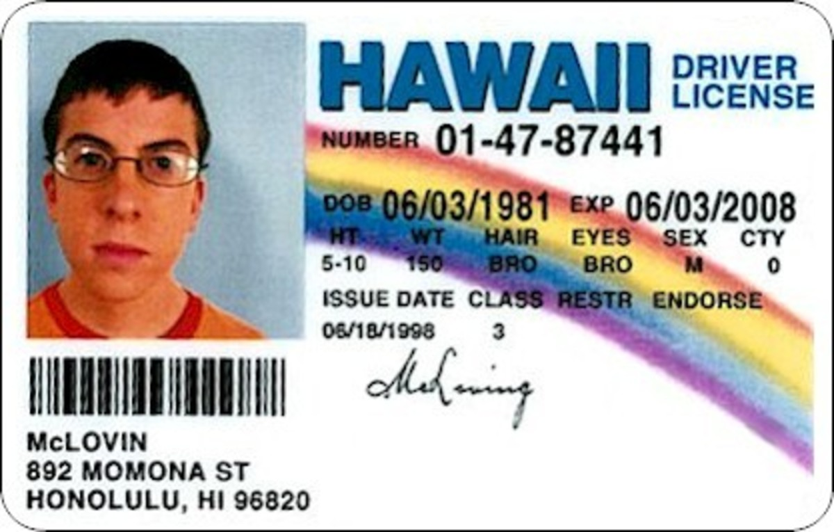 Hopefully if you DO buy a classic fake ID, its better then this! :)