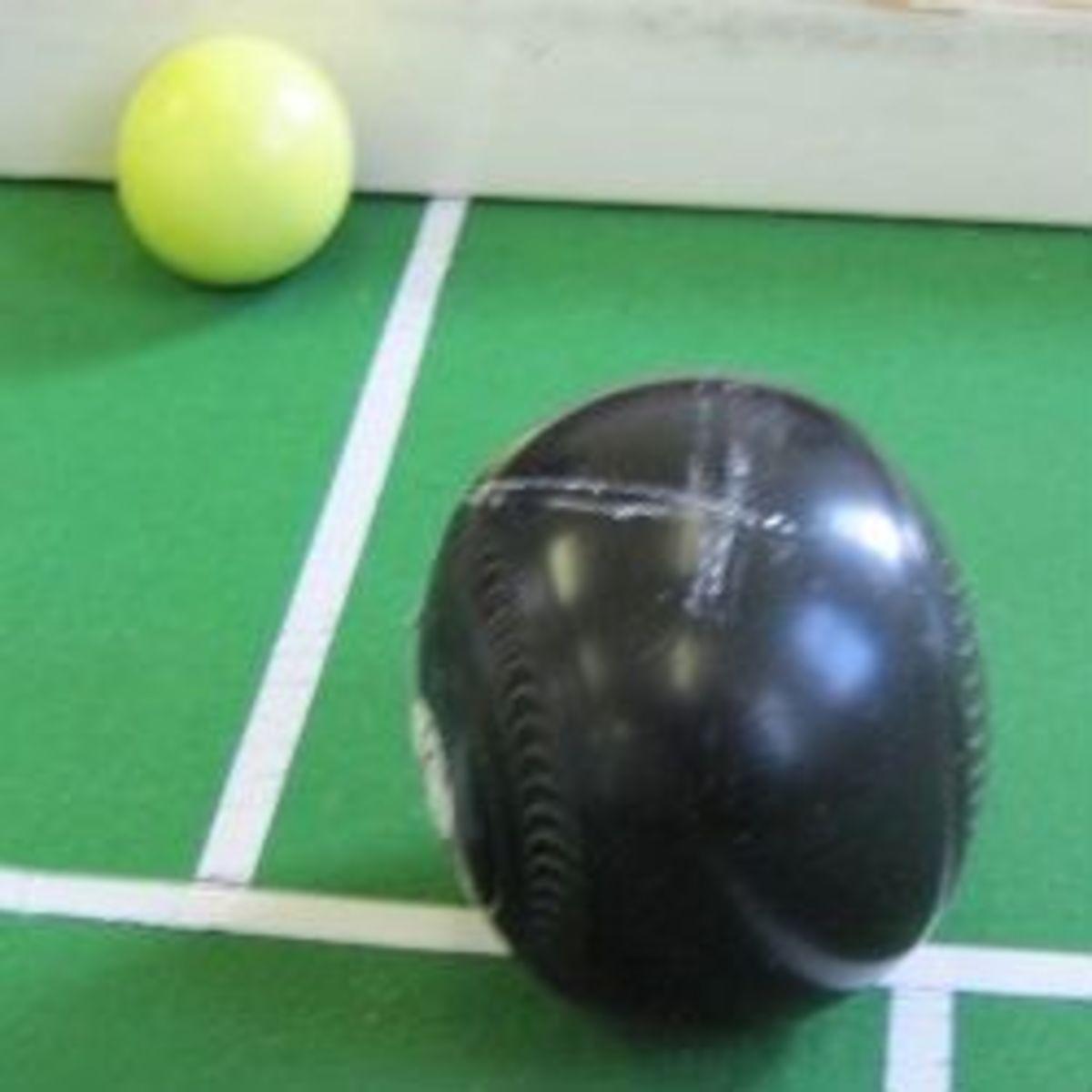 Short Mat  Bowls