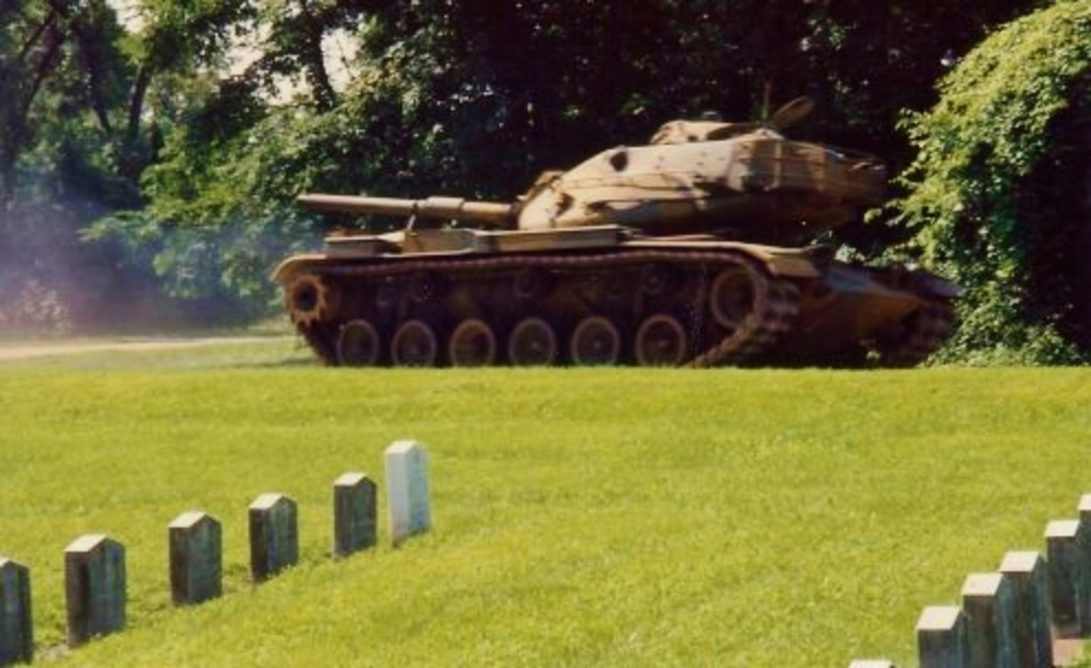 Pics of Rock Island Army Arsenal in Illinois: Civil War History with a Confederate Cemetery