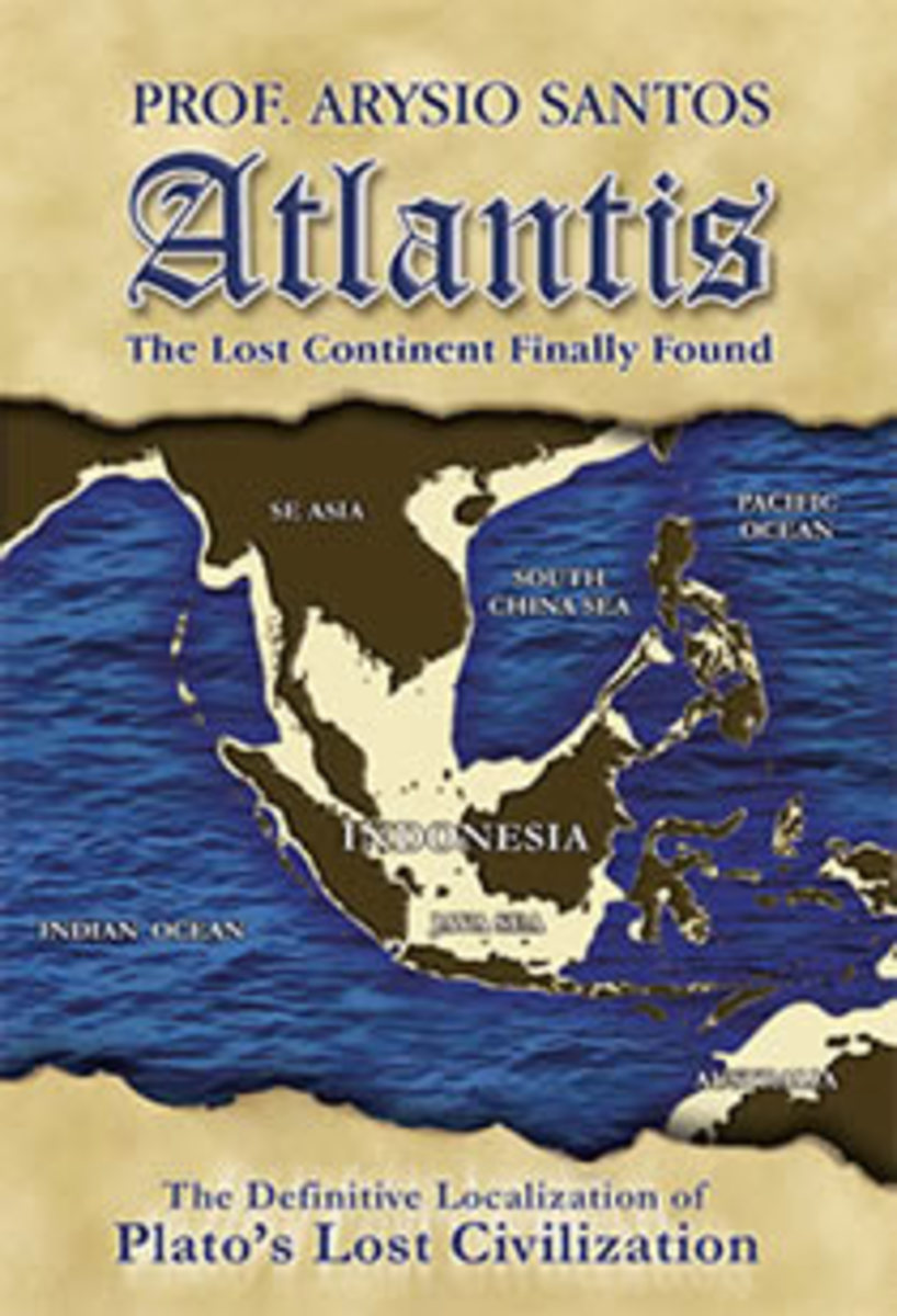 Did Prof Arysio Santos find Atlantis?