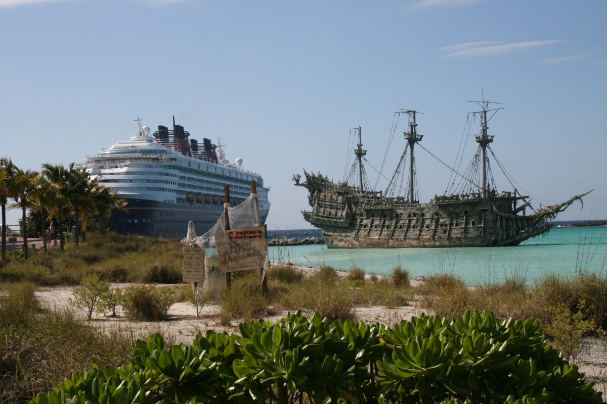 http://commons.wikimedia.org/wiki/File:Flying_Dutchman_at_Castaway_Cay.JPG