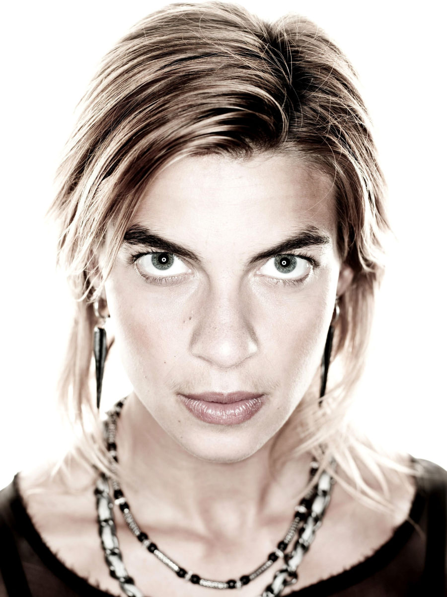 Actress Natalia Tena as Nyphadora Trunks