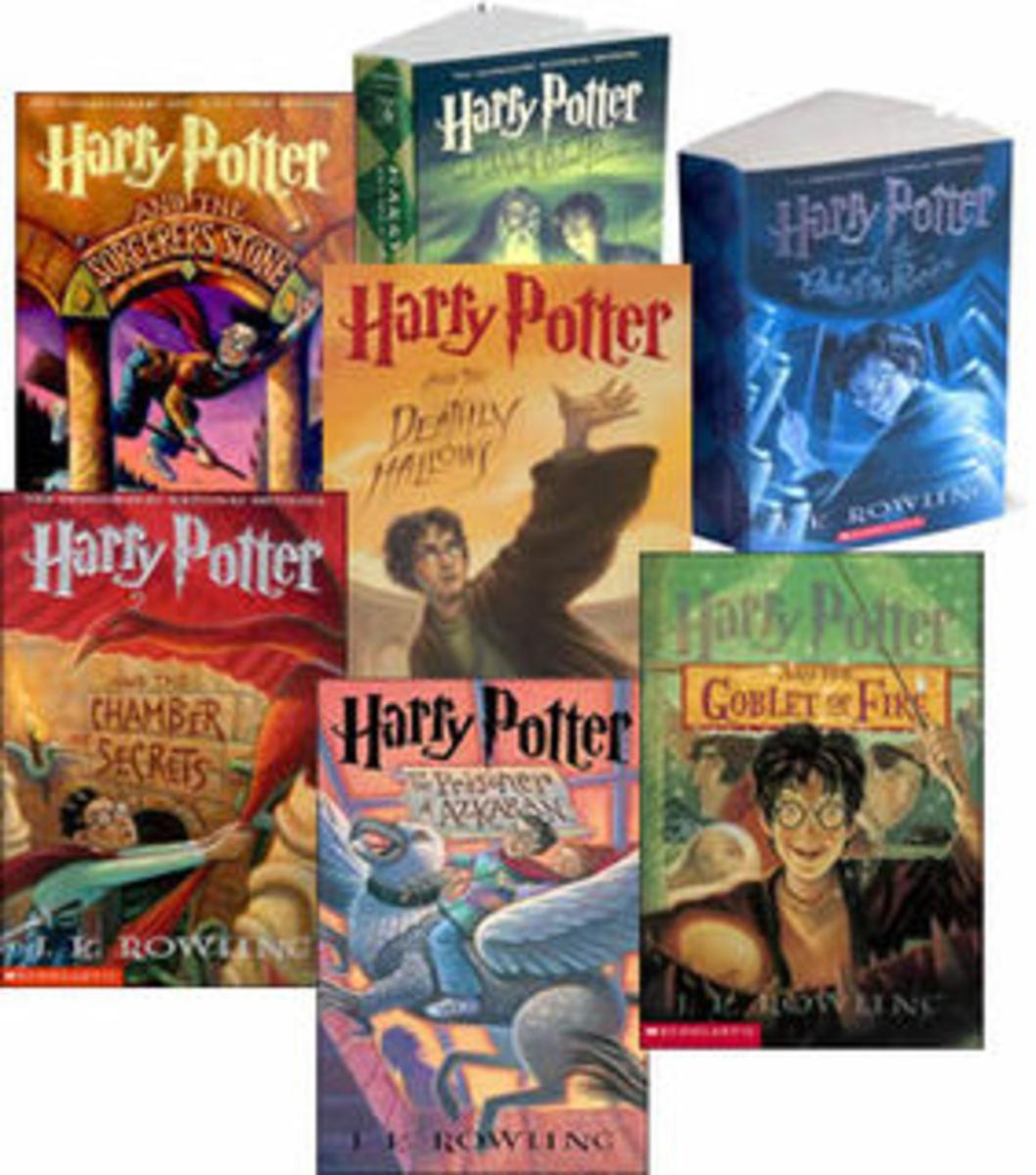 Harry Potter: Dark Vs. Light