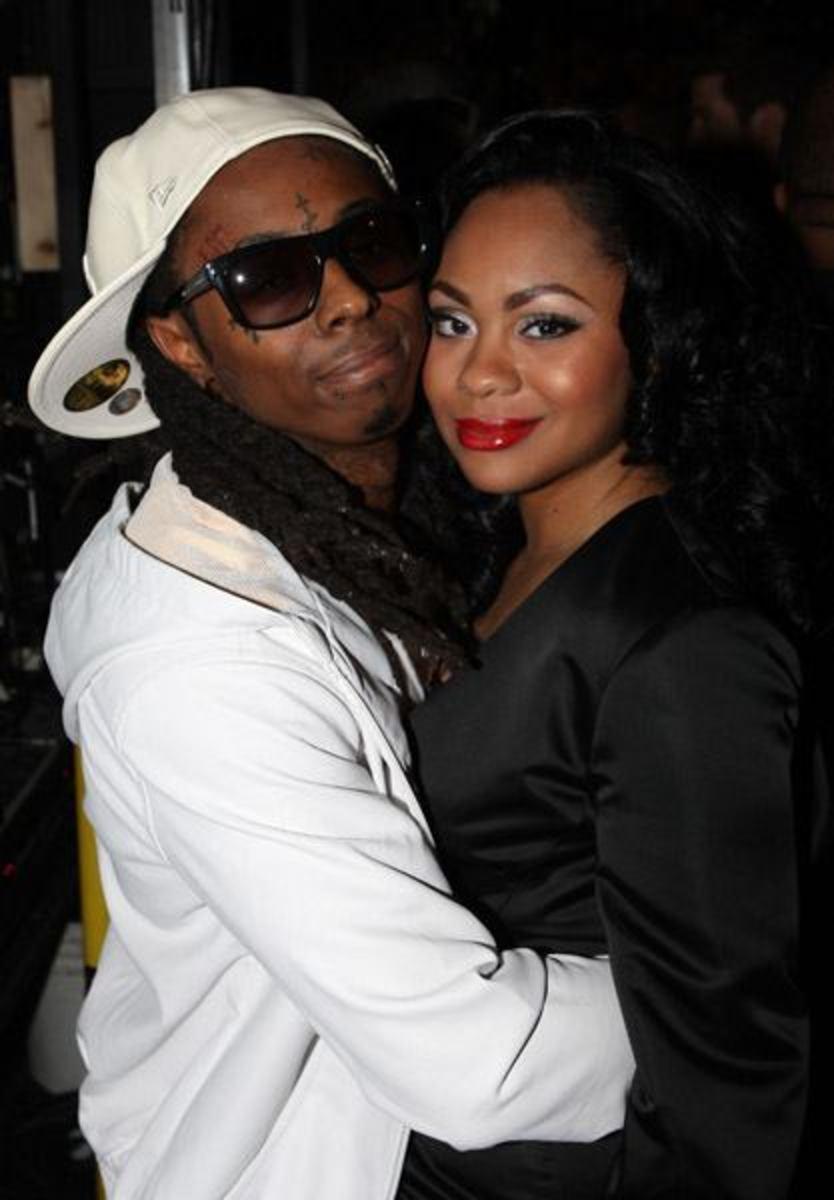 Nivea And Lil Wayne